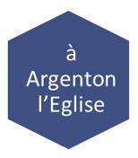 Mairie d'Argenton l'Eglise